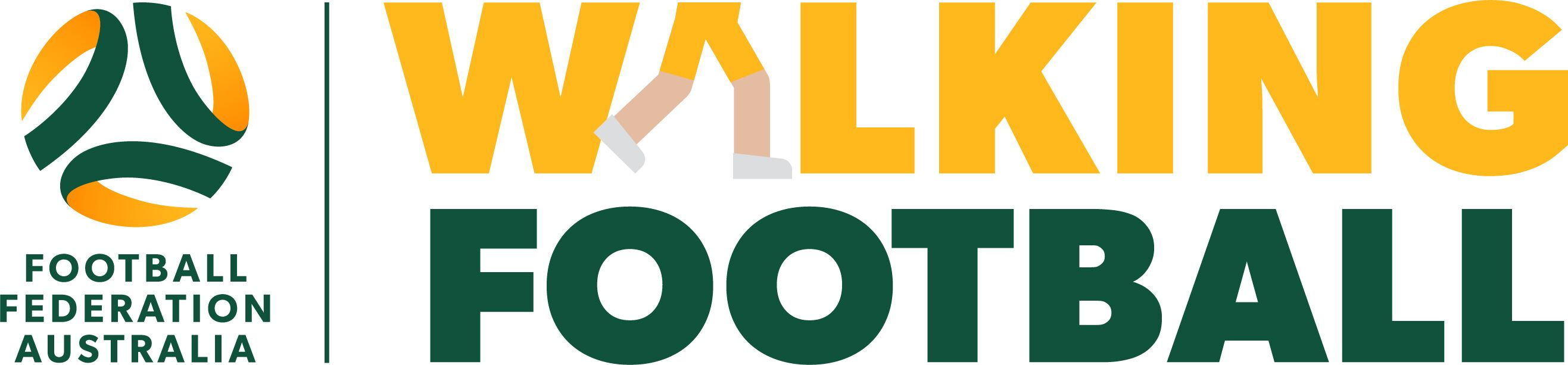 Walking Football logo