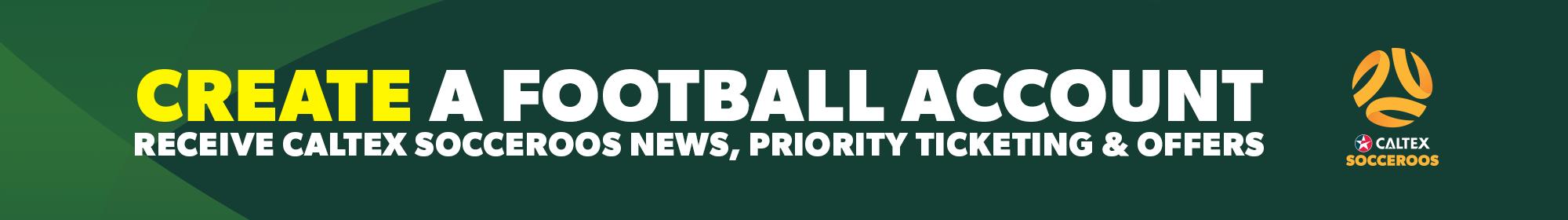 Create-Football-Account-Socceroos