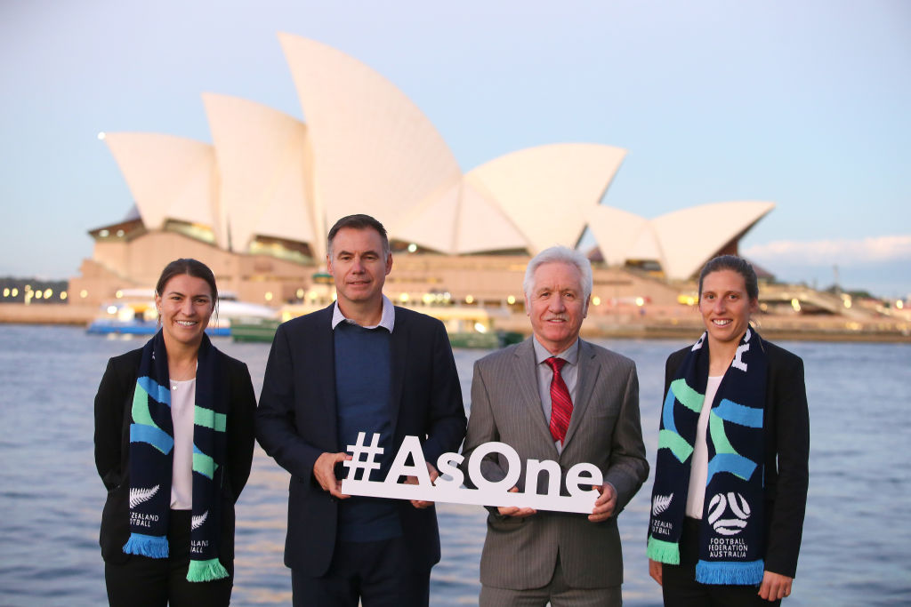 As One sydney final bid