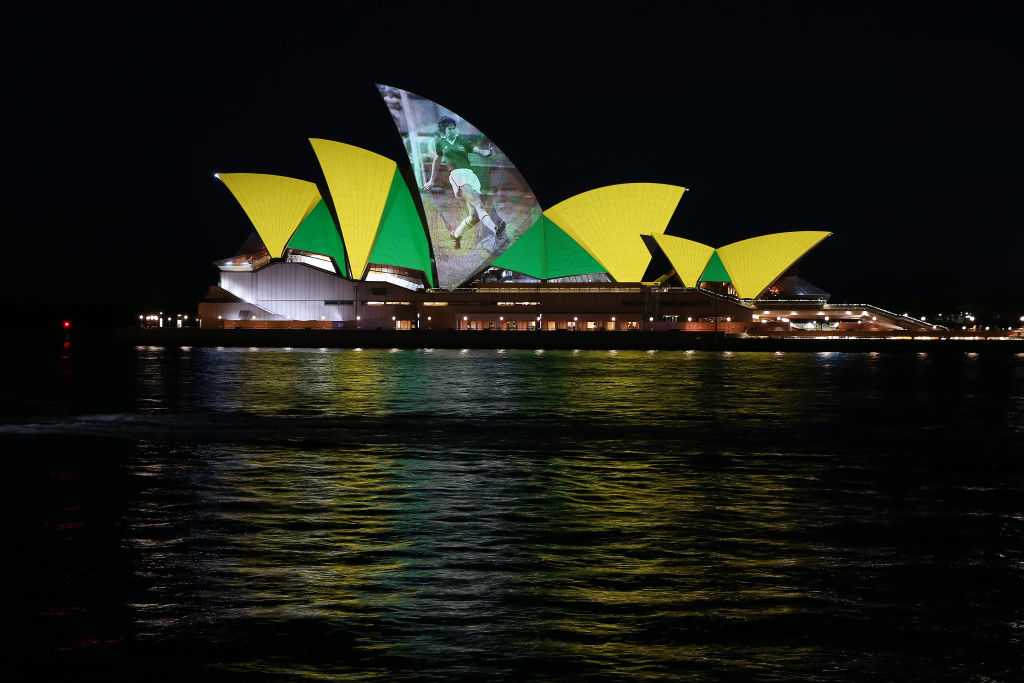 Julie Dolan, Sydney Opera House, Matildas, 2023 Women's World Cup