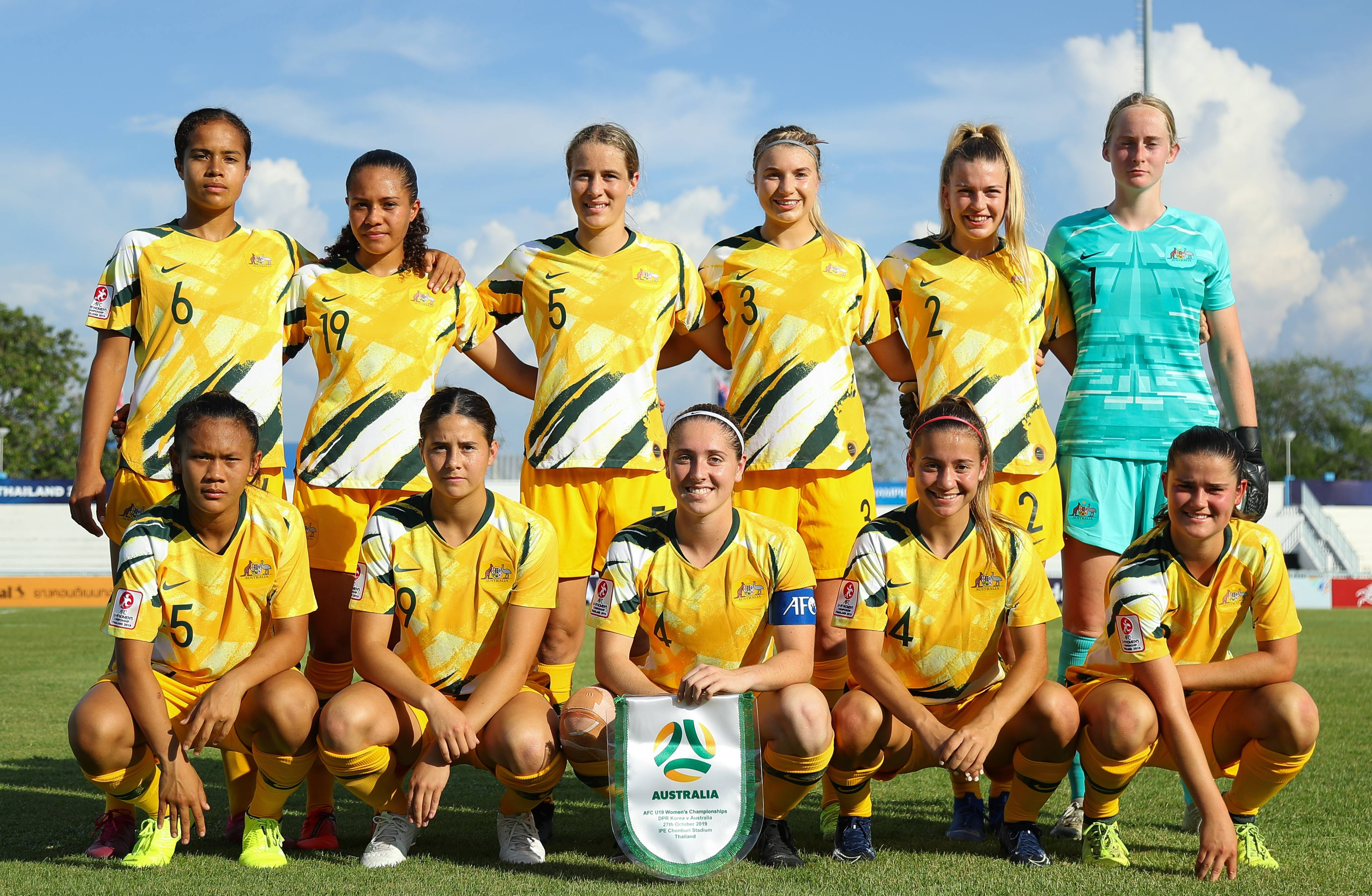 Westfield Young Matildas / AFC