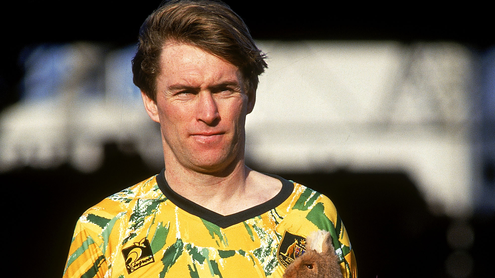 Former Socceroos captain Paul Wade