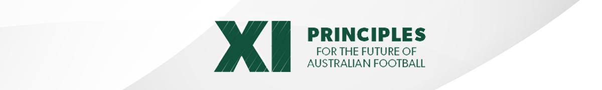 XI-Principles - Thin Banner