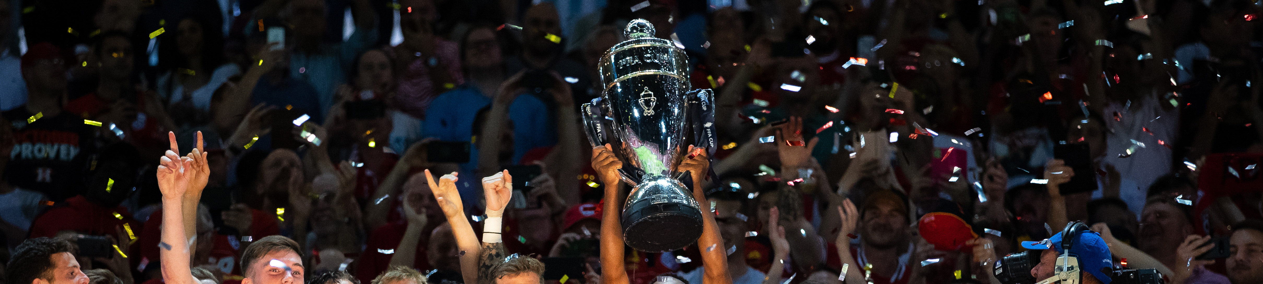 The FFA Cup trophy