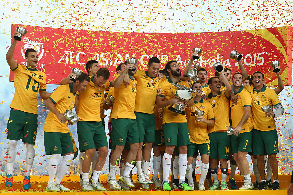AFC Asian Cup Final 2015