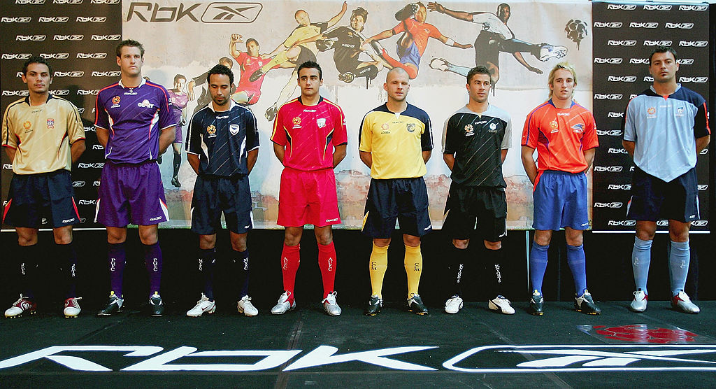 The launch of the A-League in 2005