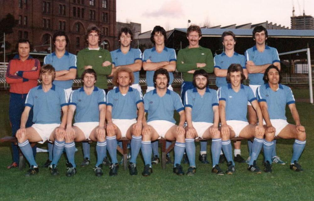 Eastern Suburbs-Hakoah 1977 - Inaugural NSL winners