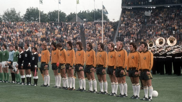 Socceroos at the 1974 FIFA World Cup
