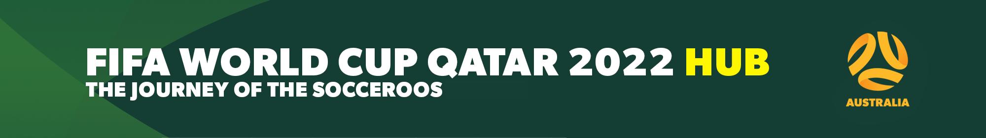 Socceroos Qatar Hub