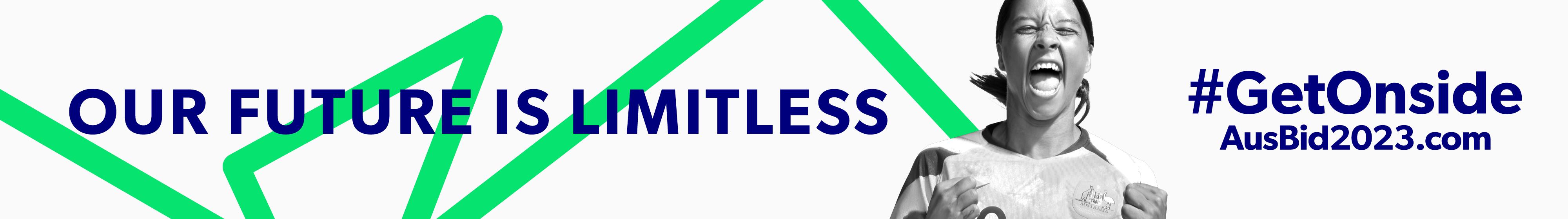 GetOnside AusBid2023 Limitless Banner