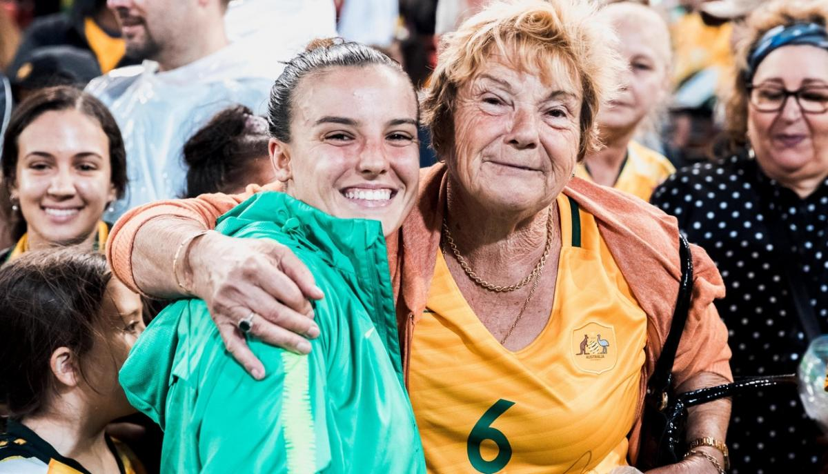 Generations of Australians - The Logarzos