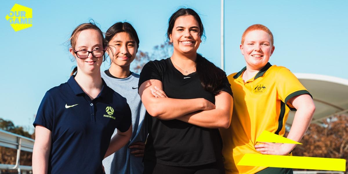 NAIDOC Week - Kyah Simon encourages Indigenous football