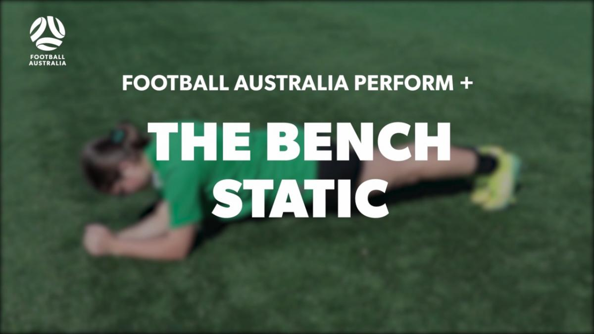 THE BENCH - STATIC (Level 1 Performance)