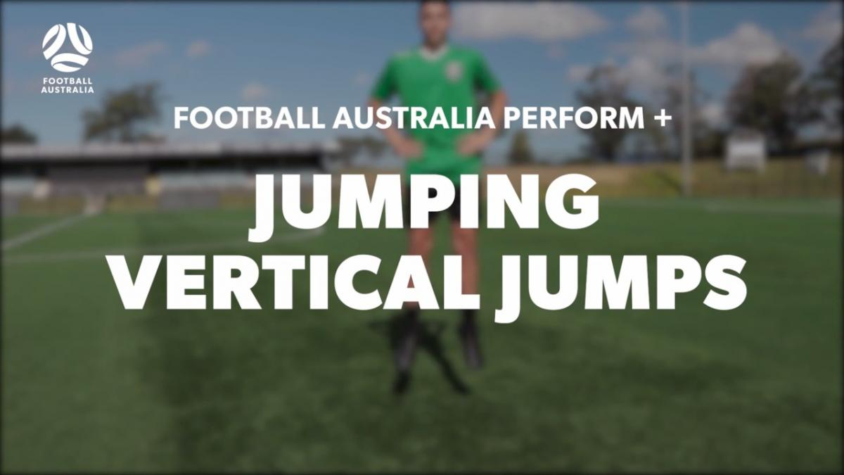 JUMPING - VERTICAL JUMPS (Level 1 Performance)