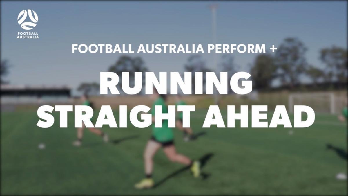 RUNNING - STRAIGHT AHEAD (Warm Up)