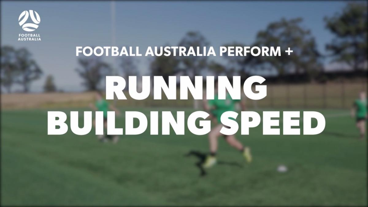 RUNNING - BUILDING SPEED (Warm Up)