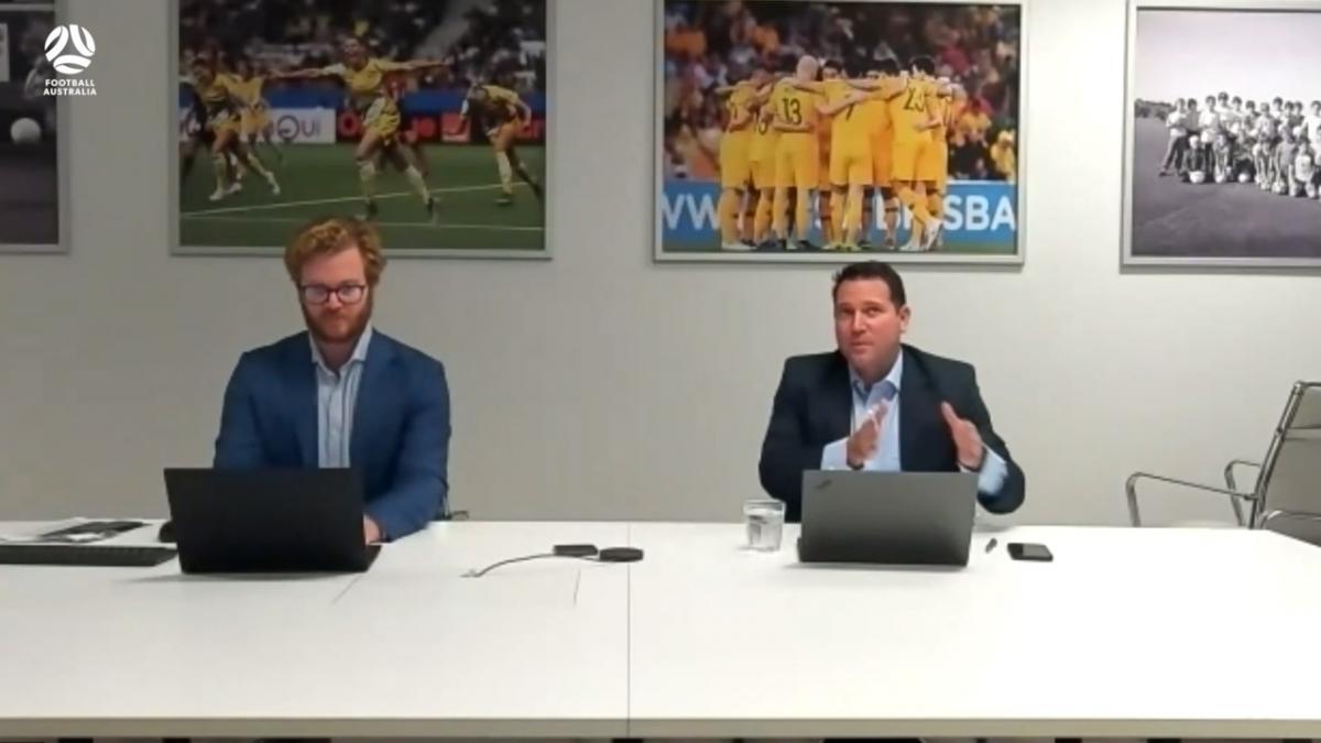 Football Australia Domestic Transfer System Live Webinar