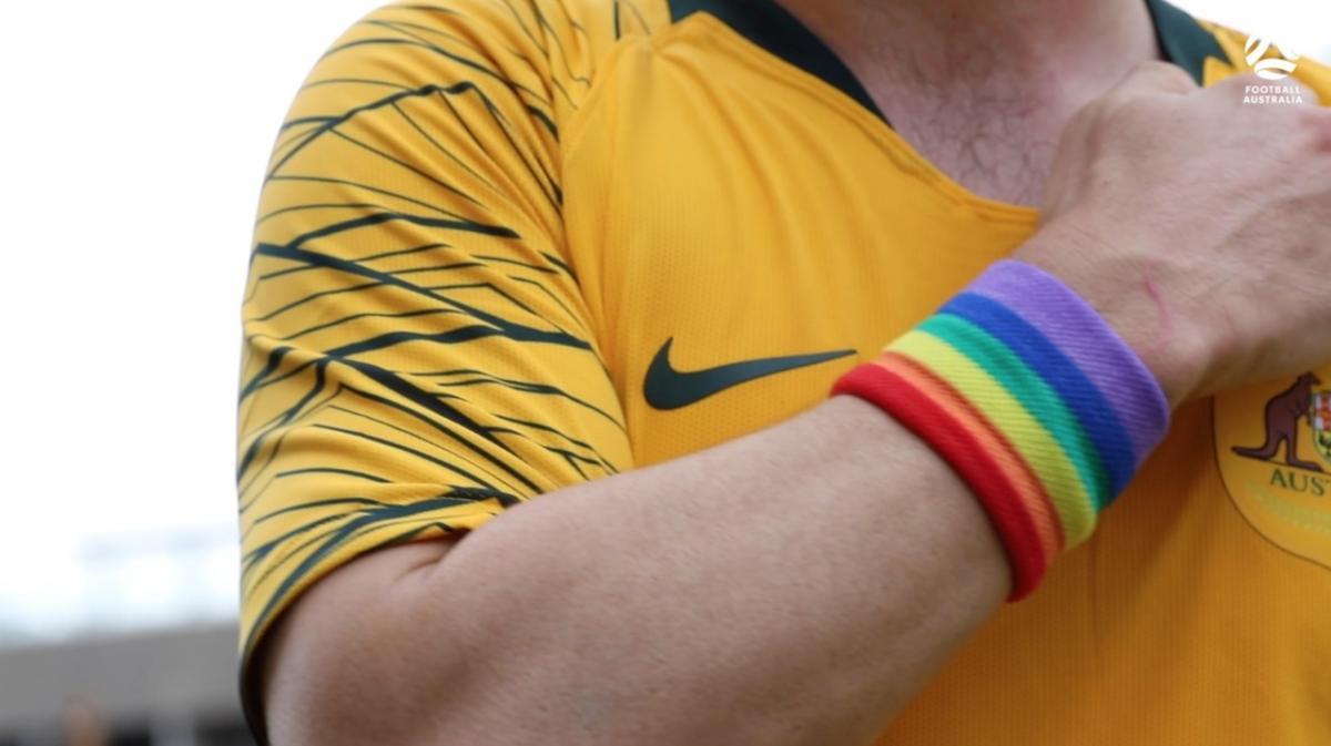Football Australia & APL staff unite for Pride Football Tournament
