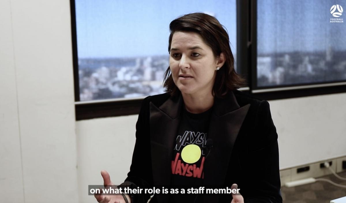 Football Australia begin process of establishing a Reconciliation Action Plan