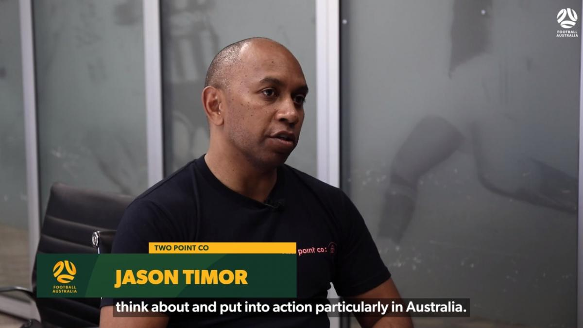National Reconciliation Week 2021: Sharing a yarn with Jason Timor from Two Point Co.