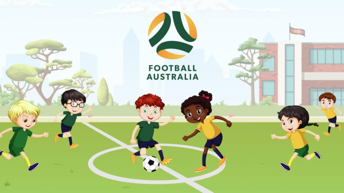 Football Australia is delivering quality football programs in schools around the country