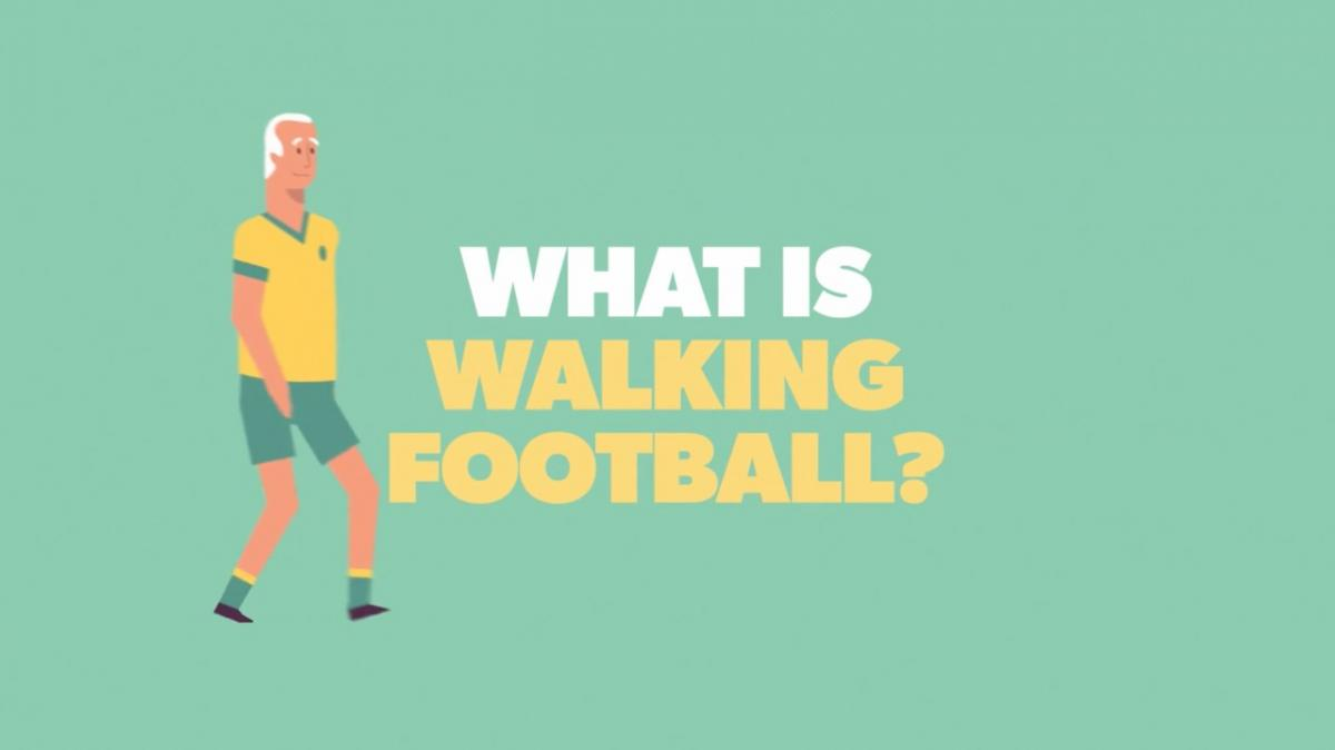 What is Walking Football?
