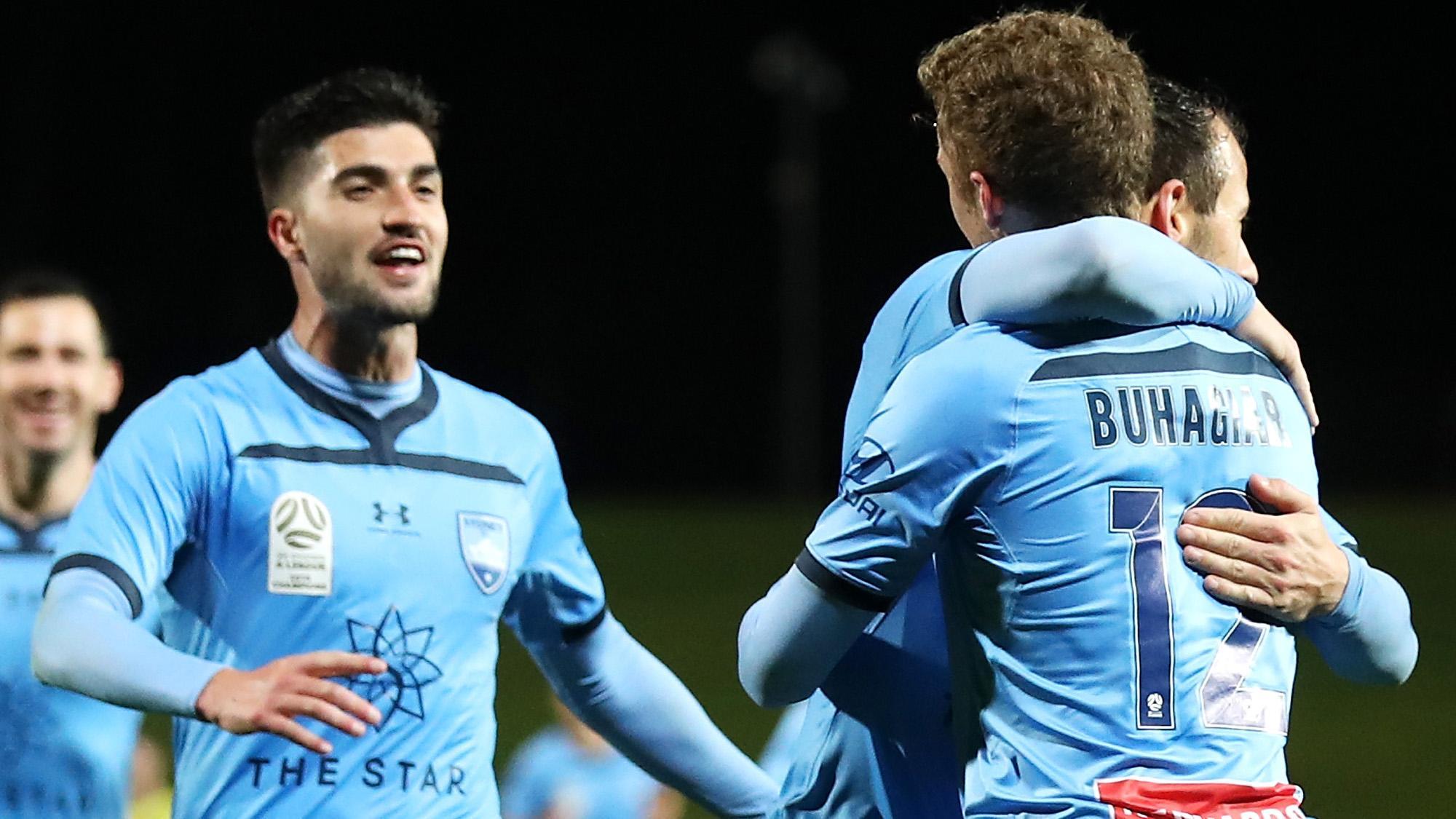 Sydney FC claim Premiers' Plate
