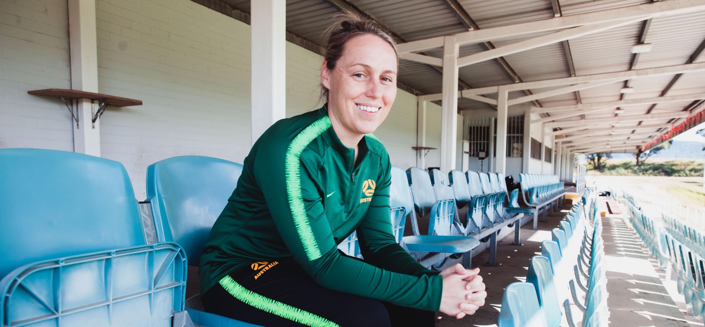 Leah Blayney-Future Matildas