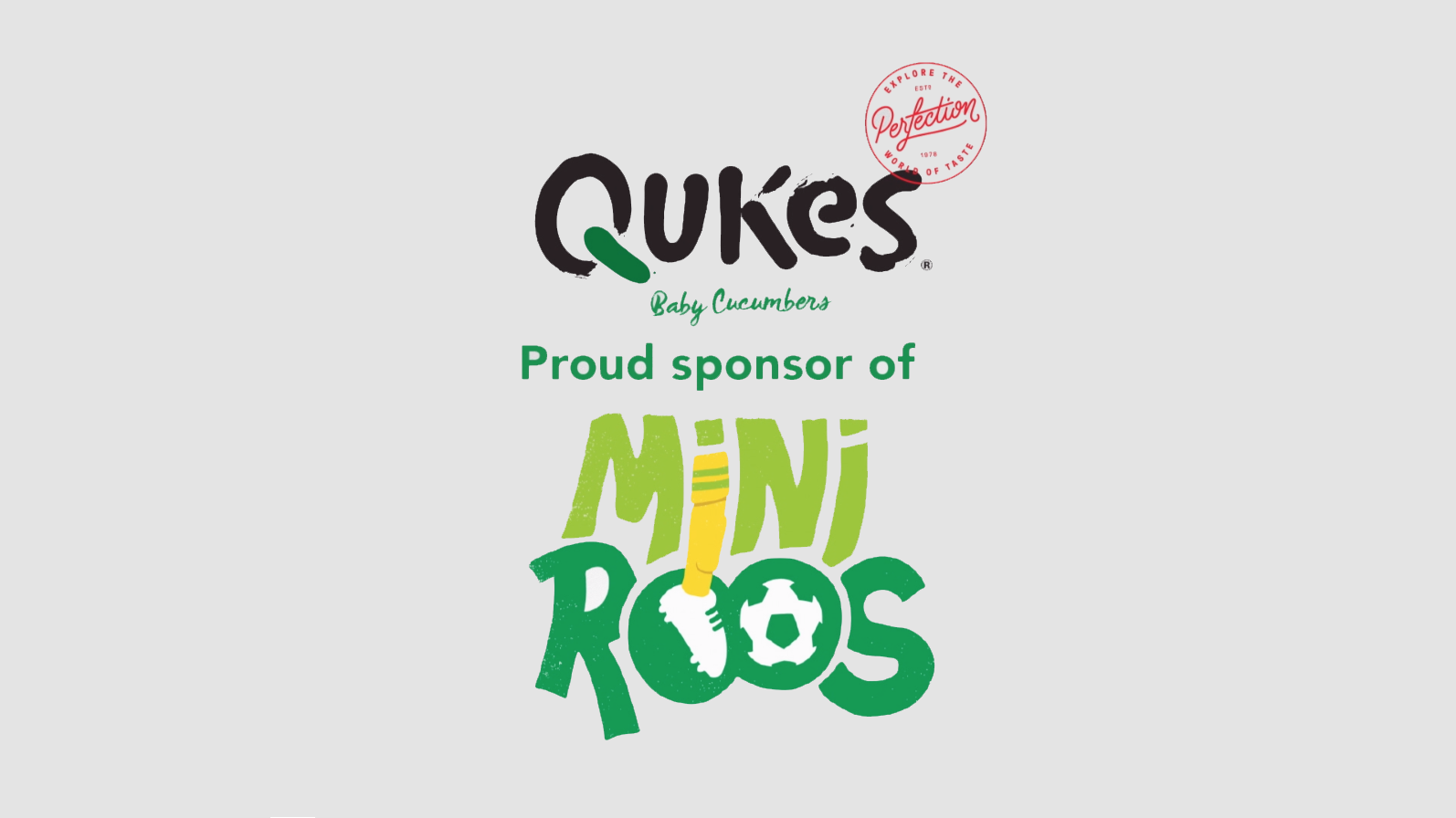 Football Australia secure fresh MiniRoos partnership with Qukes®