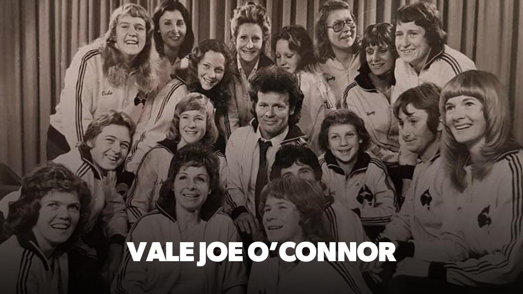 Vale Joe O'Connor