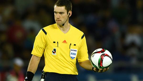 Jarred Gillett will referee the Hyundai A-League 2017 Grand Final between Sydney FC and Melbourne Victory