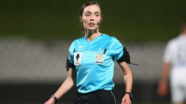 The Westfield FFA Cup is proving a winner in unveiling a host of quality female referees.