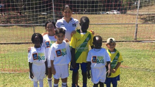 10,000 new players join football's ALDI MiniRoos program
