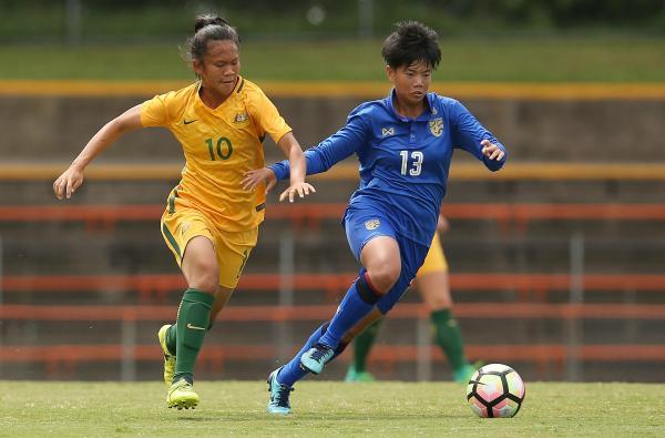 Young Matildas v Thailand