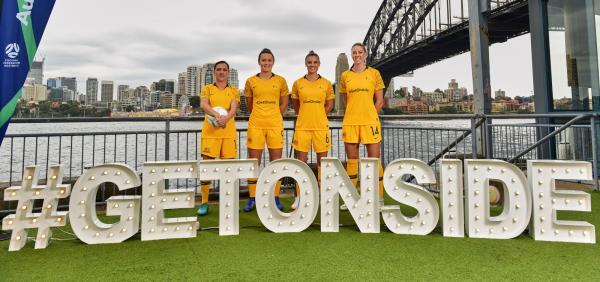 FFA Media Release: Australians urged to #GetOnside as AusBid2023.com is launched