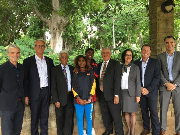 FFA announces expansion of Indigenous football program