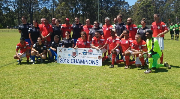Australia's largest ever Indigenous Football Tournament held in Nowra