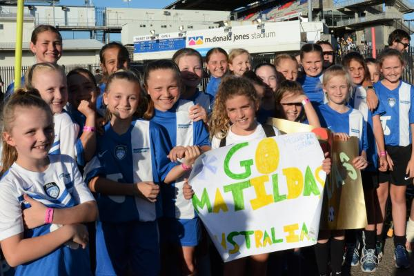 Football receives more than $650,000 funding boost to increase female participation