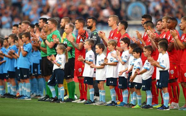 Adelaide United & Sydney FC