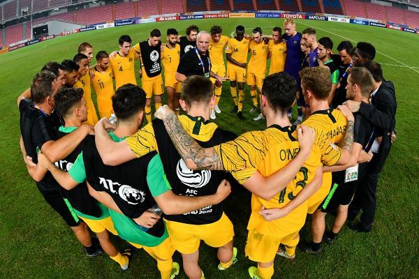 Graham Arnold Australia U-23