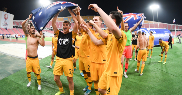 Aus U-23 qualify