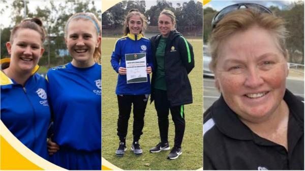 ACT Female Football Awards