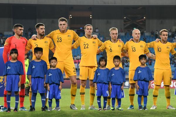 Socceroos anthem