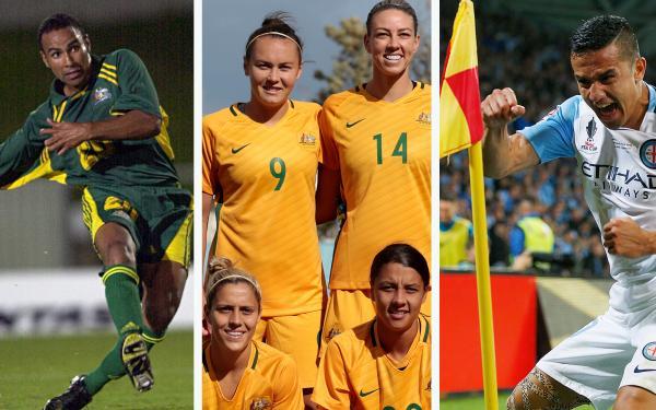 Socceroos Matildas FFA Cup