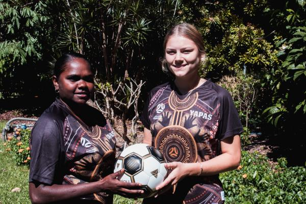 NT Yapas will debut in the Darwin WPL