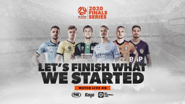 Hyundai A-League 2020 Finals Series