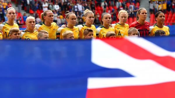 Matildas line up quiz opponents