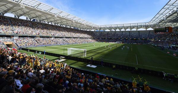 Bankwest Stadium - 2019