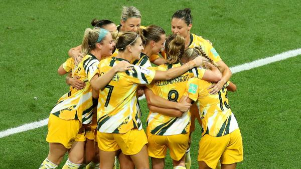 Westfield Matildas partner with Cadbury as part of National Women in Sport initiative