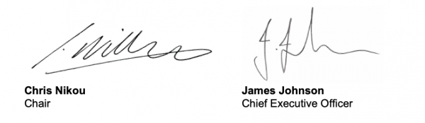 Nikou & Johnson signatures